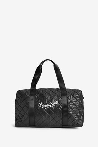 Pineapple Quilt Retro Bag