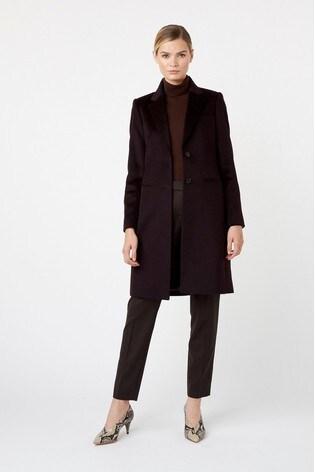 Hobbs Brown Tilda Coat