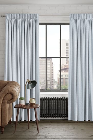 Silver Noah Made To Measure Curtains