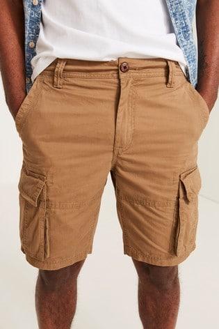 FatFace Bude Lightweight Cargo Shorts