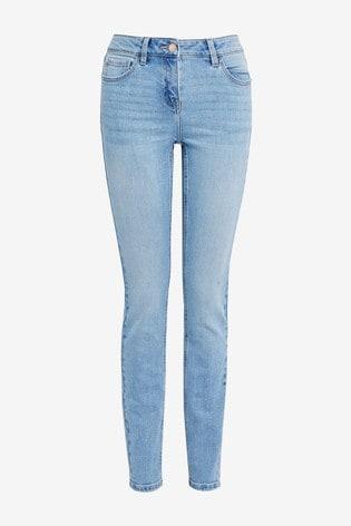 Bleach Skinny Jeans