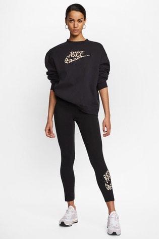Nike Animal Logo Futura Leggings