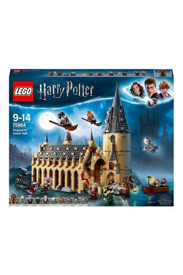 LEGO® Harry Potter: Hogwarts Great Hall 75954