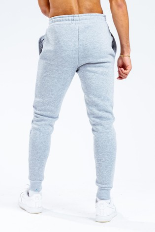 Hype. x Sesame Street Cookie Monster Grey Logo Adults Joggers