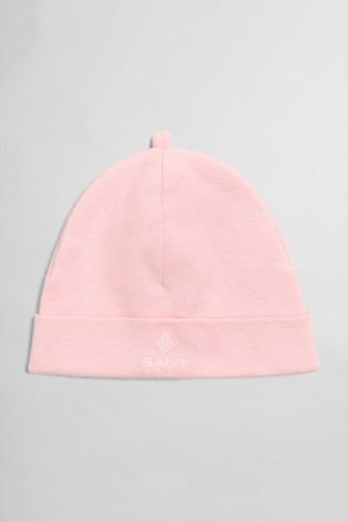GANT Organic Lock-Up Beanie Hat