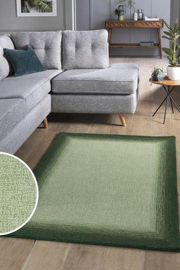 Ivy Green Blenda Wool Rug