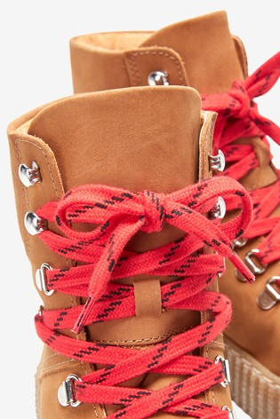 Mix/Shoe The Bear Agda Hiking Boots
