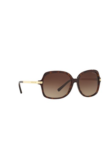 Michael Kors Dark Tortoise Adrianna II Sunglasses