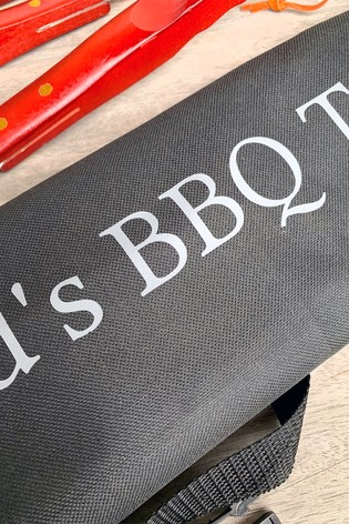 Personalised BBQ And Tools Bag by Jonny's Sister
