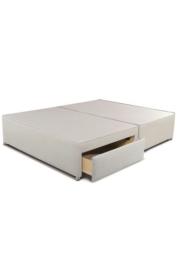 3200 Gel Mattress 2 Drawer Divan Set By Sleepeezee