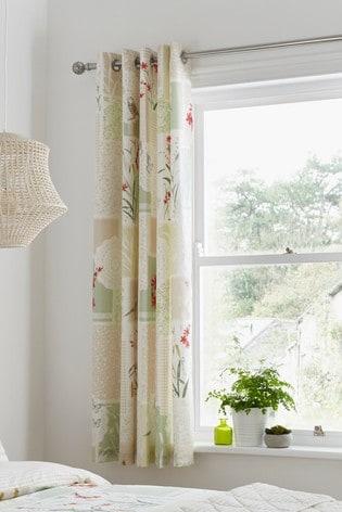 D&D Dionne Eyelet Curtains