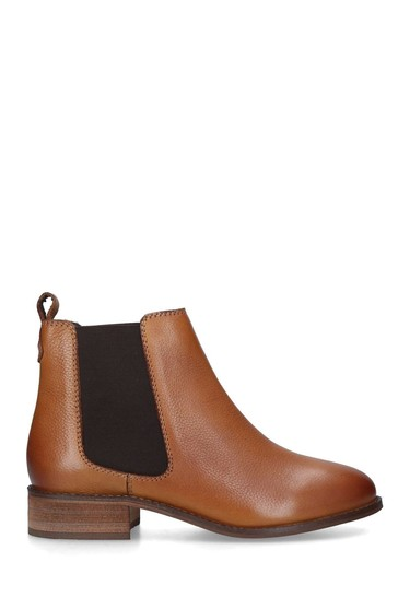 Carvela Tan Stormy Boots