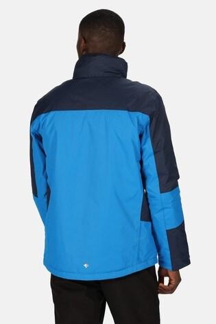 Regatta Blue Fincham Waterproof Jacket