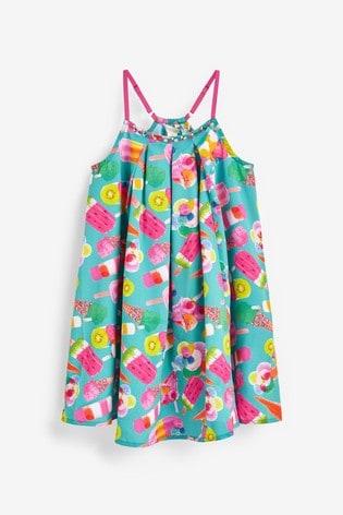 Monsoon Green S.E.W Erica Lolly Dress