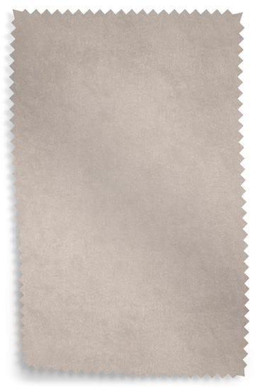 Opulent Velvet Pebble Fabric Sample