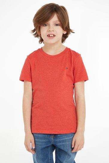 Tommy Hilfiger Coral Basic T-Shirt
