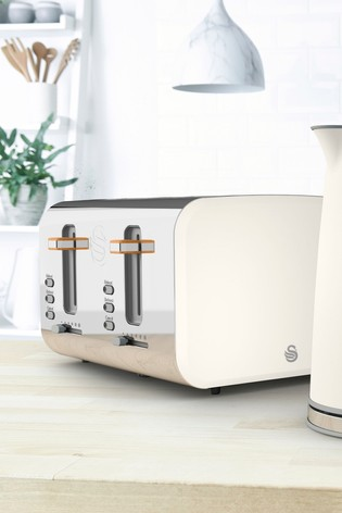 Swan Nordic 4 Slot Toaster
