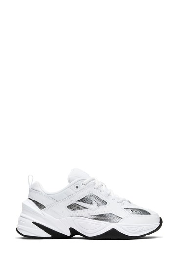 Nike Air M2K Tekno nike Retro M2K white grey men women