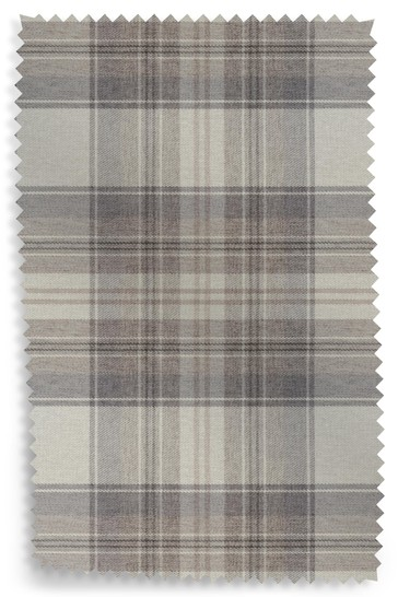 Brushed Check Fabric Sample