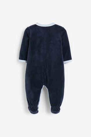 BOSS Navy Pyjamas