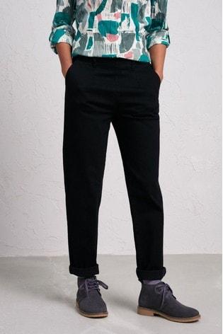 Seasalt Black Waterdance Trouser Black