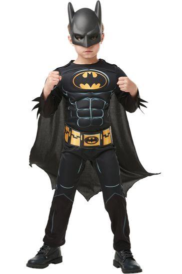 Rubies Deluxe Batman® Small Fancy Dress Costume