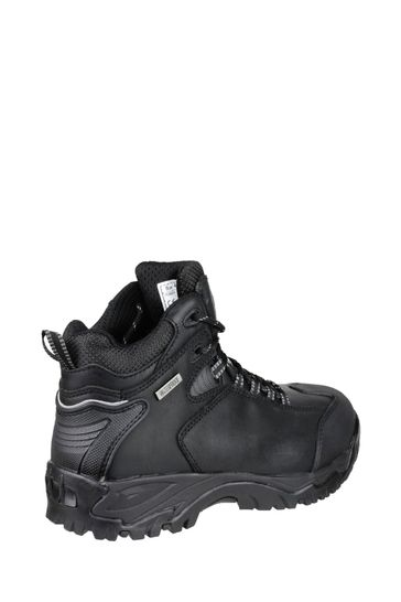 Amblers Safety Black FS190N Waterproof Lace-Up Hiker Safety Boots