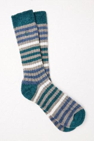 FatFace Stripe Mallory Socks