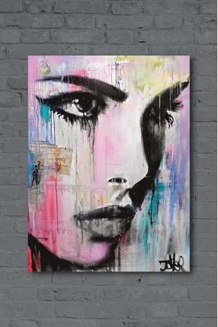 Tempest by Loui Jover Canvas