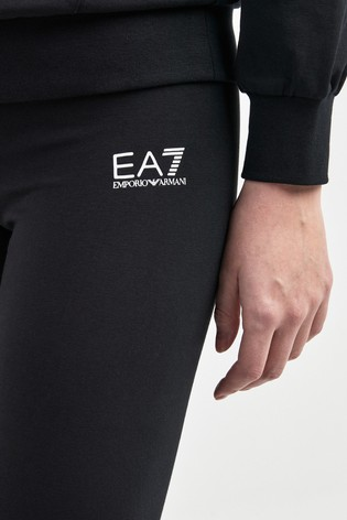 Emporio Armani EA7 Stretch Training Side Logo Leggings