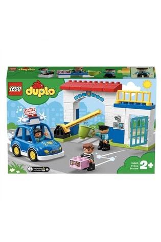 LEGO 10902 DUPLO Town Police Station Building Set