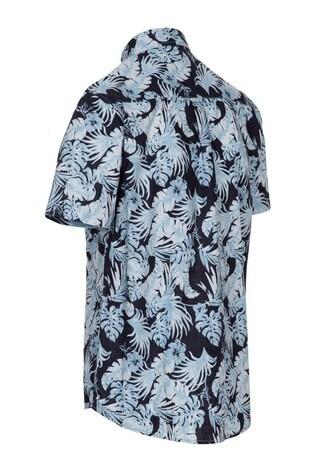 Trespass Blue Torcross Male Shirt