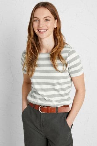 Seasalt Grey Sailor T-Shirt
