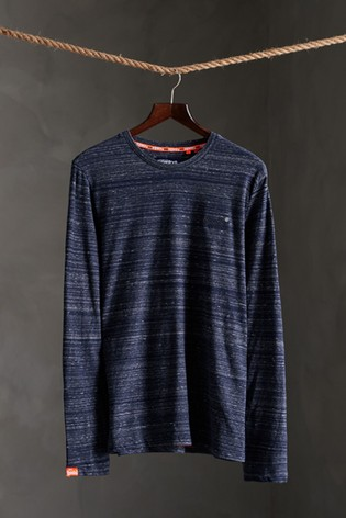 Superdry Organic Cotton Vintage Embroidery Top