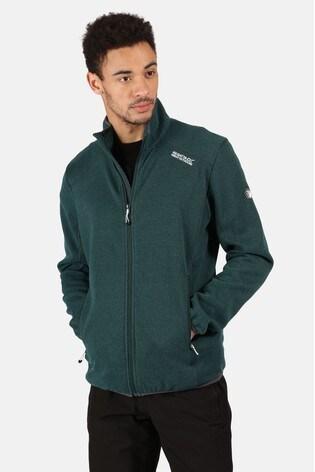 Regatta Green Torrens Full Zip Fleece