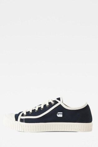 G-Star DK Navy Rovulc Low Sneaker