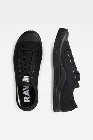 G-Star Black Rovulc Low Sneaker