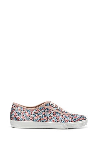 Hotter Mabel Wide Fit Lace Up Deck Shoes