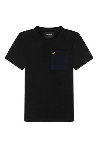 Lyle & Scott Parachute Pocket T-Shirt