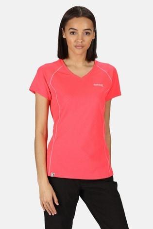 Regatta Devote Honeycomb Mesh T-Shirt