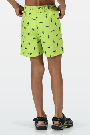 Regatta Green Skander Ii Swim Shorts
