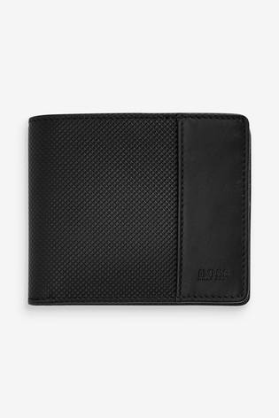 BOSS Embossed Wallet And Cardholder Set