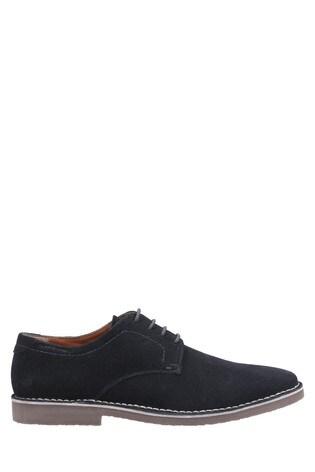 Hush Puppies Blue Archie Lace-Up Shoes
