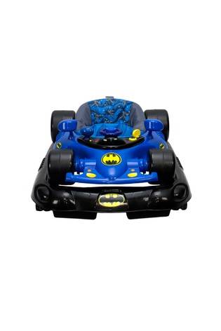 Kids Embrace Batman Baby Walker for Babies 6 months With Interactive Play Tray