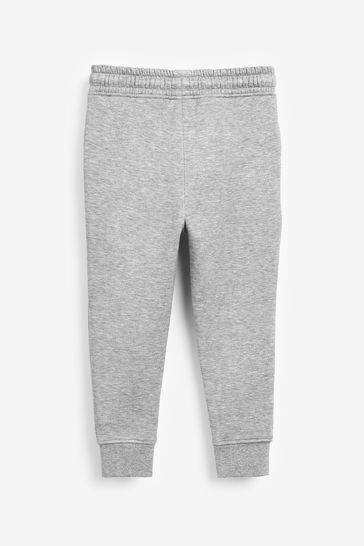 Grey Skinny Fit Cuffed Joggers (3-16yrs)