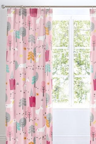 Cosatto Unicornland Pencil Pleat Curtains