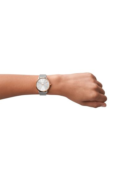 Armani Exchange Two Tone Watch
