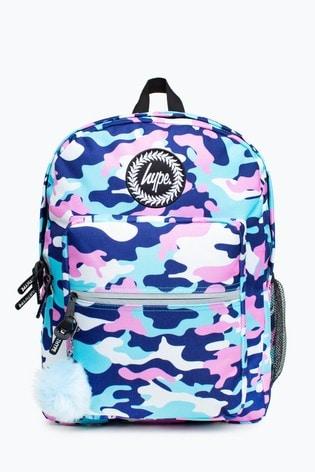 Hype. Multi Evie Camo Utility Backpack