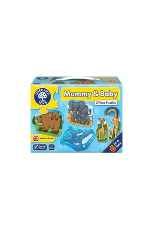 Orchard Toys Mummy And Baby Puzzle