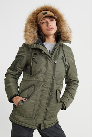 Superdry SDL Parka Jacket